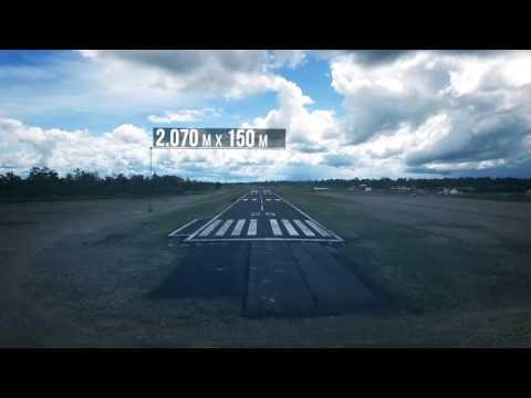 Profil Bandar Udara Nop Goliat, Yahukimo, Papua