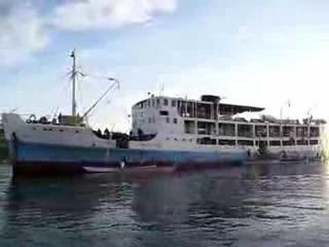 Ilala Ferry - Likoma Island, Malawi