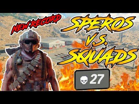 CoD BLACKOUT | NEW CONSOLE  KiLL RECORD FOR SOLO VS SQUAD!!!! (iNSANE 27 KiLL GAME)