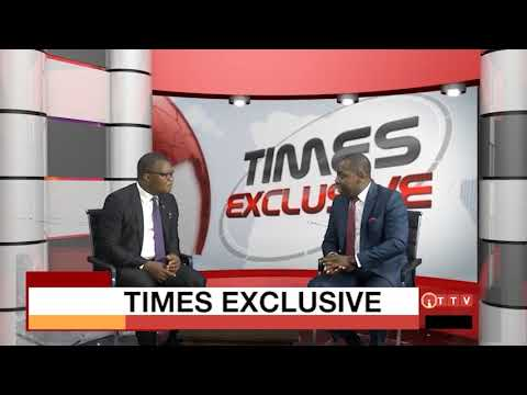 Times Exclusive with Gift Trapence - 6 June 2020