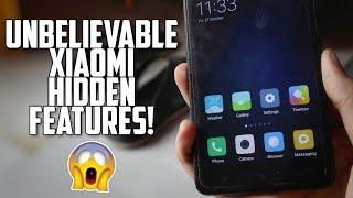 6 HIDDEN FEATURES/TRICKS OF XIAOMI PHONES NO BODY KNOWS! NEW SECRET REDMI TIPS & TRICKS MIUI 8 2017