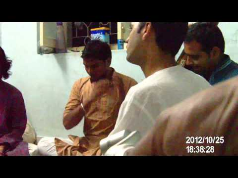 Dhamar in Yaman Practice Session - Dhrupad Kendra Bhopal