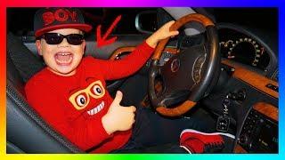 FUNNY KIDS Ride On POWER WHEEL Mercedes Benz SLR McLaren Roadster
