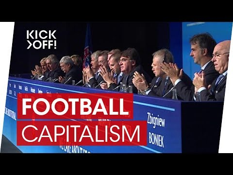 """Football is capitalism"" - Qatar, Neymar and UEFA - The Big Money"