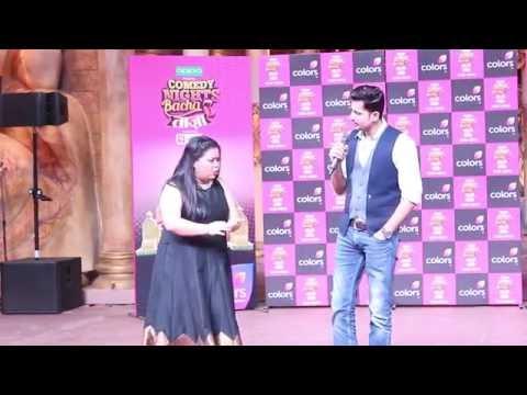 Sumeet Vyas & Bharti   Comedy Nights Bachaoo Premier