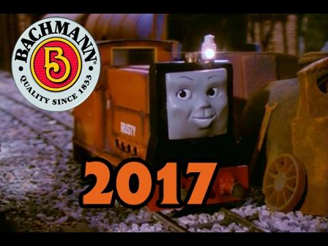 Bachmann Thomas & Friends 2017