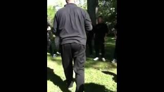SSHS Dance Battle 2011 Cameron Lambert v. Troy Coke