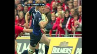 Leinster Rugby tribute to Brian O'Driscoll