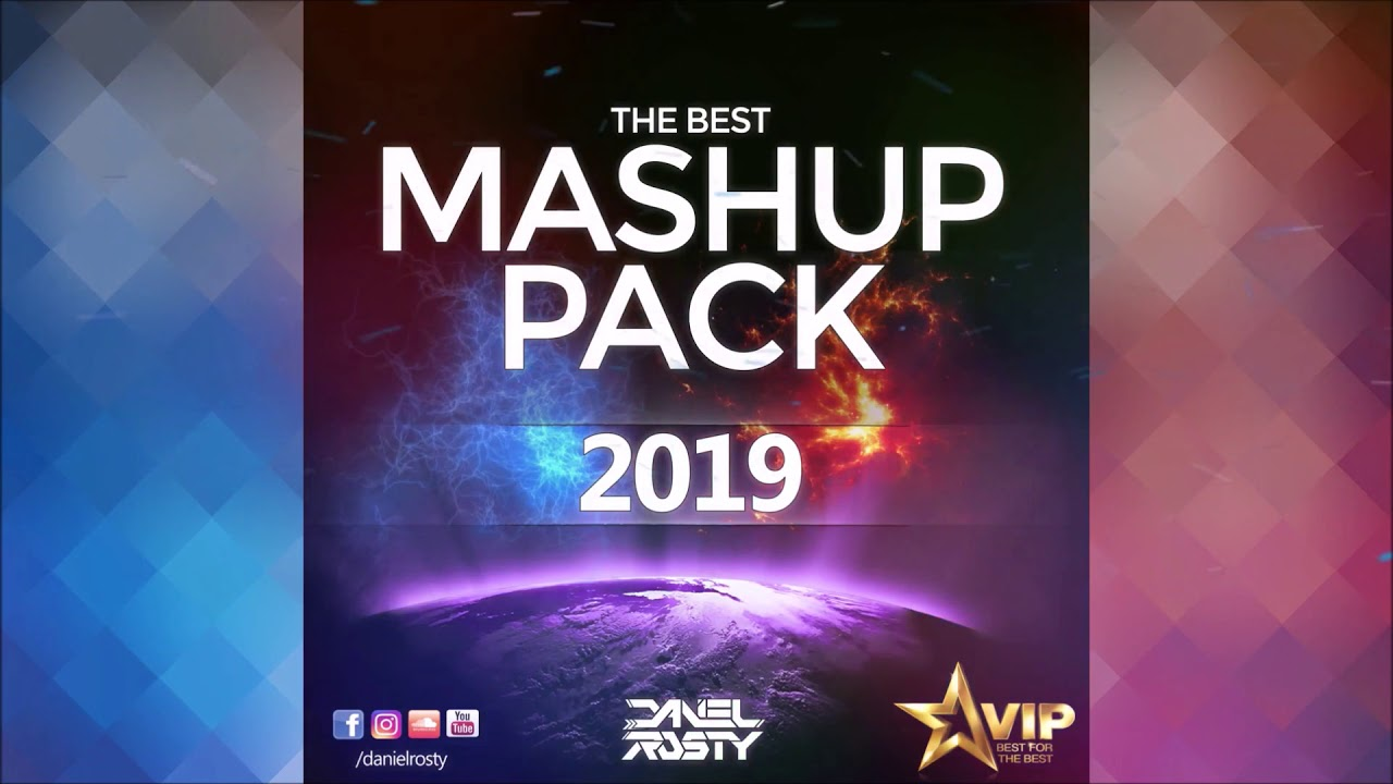 Daniel Rosty - The Best Mashup Pack 2019 [DEMO]