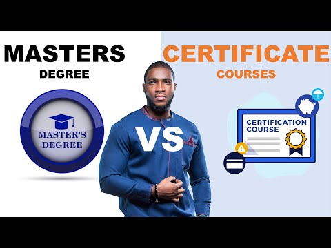 MBA VS CERTIFICATIONS - WHICH IS BETTER FOR A FINTECH CAREER?
