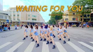 [DANCE IN PUBLIC-ALiEN] Unlike Pluto - Waiting For You (ft. Joanna Jones) DANCE COVER by BLACKCHUCK