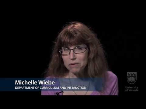 Faces Of UVic Research: Michelle Wiebe