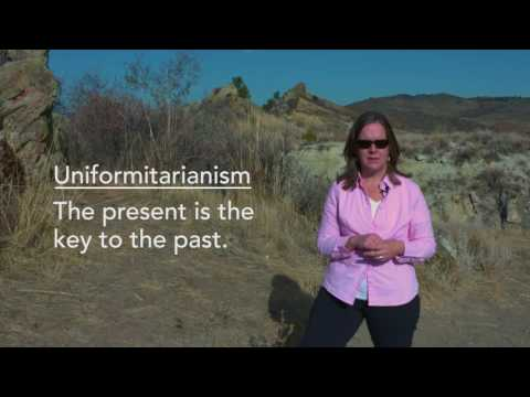 Geology and Uniformitarianism