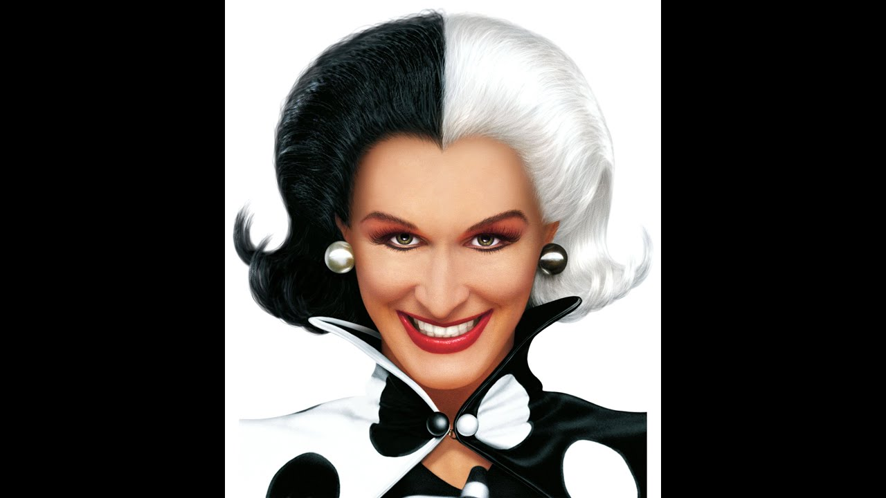Tribute To Glenn Close As Cruella De Vil 102 Dalmatians Fashion You