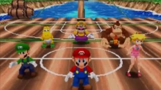 Mario Hoops 3-on-3 (Wii U) - Tournament - Flower Cup (Hard)