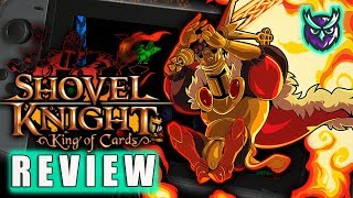 Shovel Knight: King of Cards Nintendo Switch Review - The ACE of Spades? (Video Game Video Review)