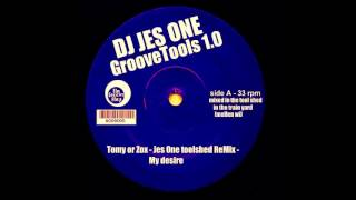 Tomy Or Zox Jes One Tool Shed ReMix My Desire Groove Tools
