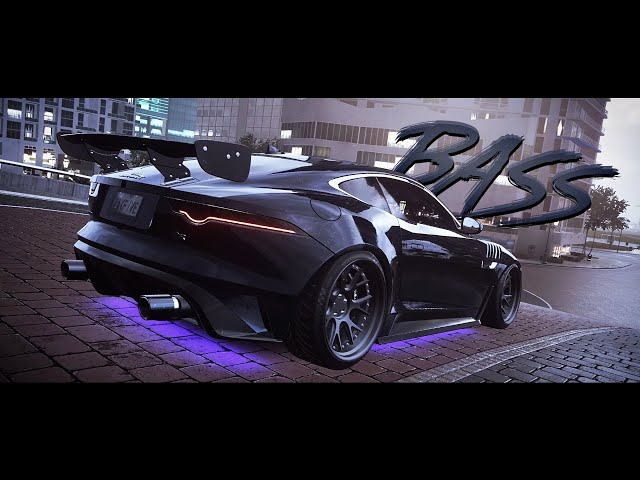 Enspeare - Without You (BASS BOOSTED) / NFS: Jaguar F-Type R Cinematic