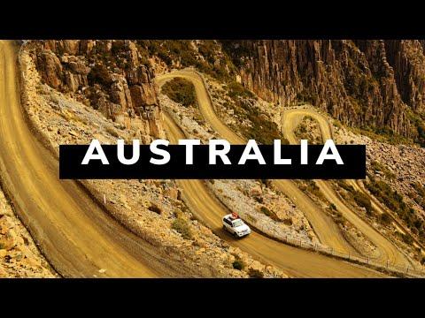 AUSTRALIA TRAVEL DOCUMENTARY  - 35000km 4x4 Roadtrip - australia