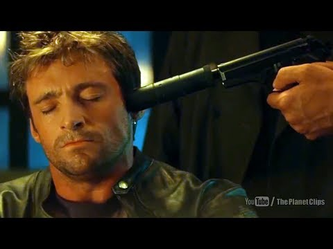Hack Department Of Defence Server By Hacker Hugh Jackman | Swordfish (film) Scene