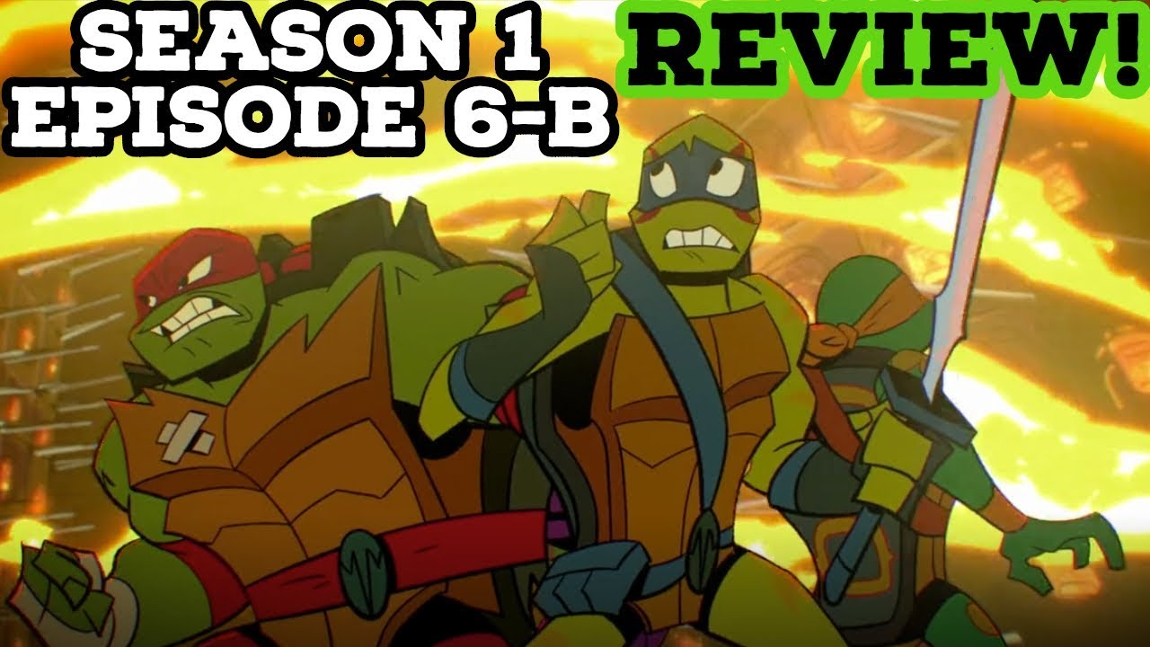 Rise of The TMNT | 'Minotaur Maze' Episode Review! [BREAKDOWN & REACTION]