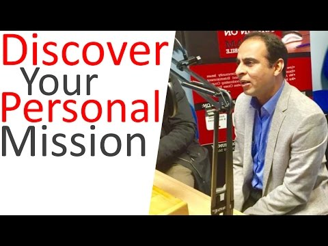 Life on Purpose: Discover Your Personal Mission -By Qasim Ali Shah | Asian Radio Bradford - UK