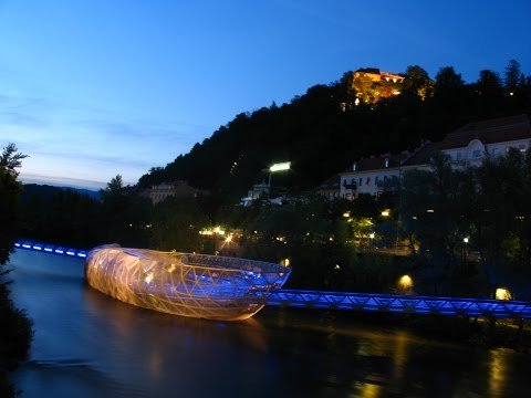 GRAZ - MIRACLE CITY - AUSTRIA TRAVEL