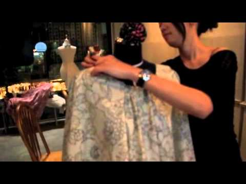Make New Blouse From My Old Scarf 2 M4v Youtube