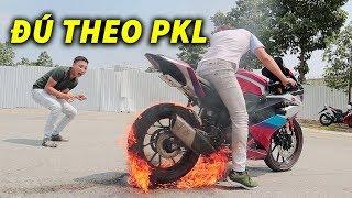 Đú Theo PKL thử Drift R15v3 Và Cái Kết