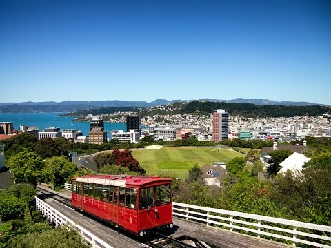 Wellington, New Zealand - coolest little capital in the world