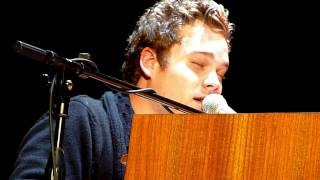 Theo Tams - The Promise (Tracy Chapman cover) - Bracebridge - September 10, 2010