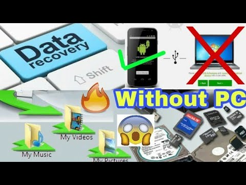 free mobile recovery software for android