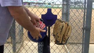 Baseball Dugout Organizer How To Hang Your Equipment | Dom