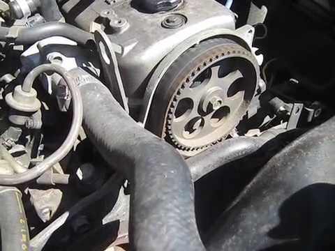 Water Pump Car >> check holden rodeo timing belt - YouTube