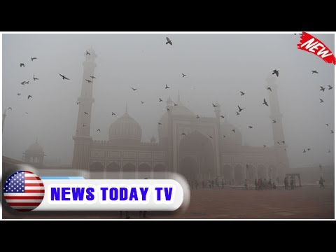 India to spray water over delhi amid pollution emergency| NEWS TODAY TV