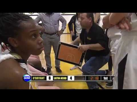 Game Of The Week: O'Bryant Tigers Vs. Latin Academy Dragons (Girls)