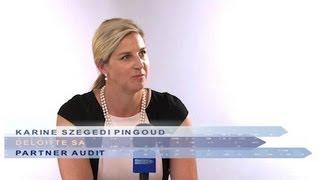 Managerama TV - Interview de Karine Szegedi Pingoud, Partner Audit chez Deloitte(Interview avec Karine Szegedi Pingoud, Partner Audit chez Deloitte sur la