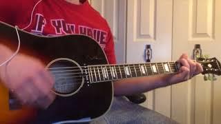 Eight Days A Week Rhythm Guitar Cover - The Beatles