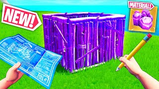 *NEW* BUILDING MATERIAL?!! - Fortnite Funny WTF Fails and Daily Best Moments Ep.1370
