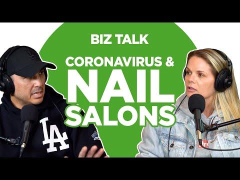 Coronavirus And Nail Salons