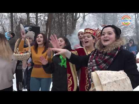 Армянский праздник Терендез отметили в Солнечногорске