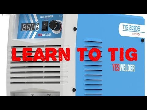 Download How to TIG Weld Ep. 1: Featuring YesWelder