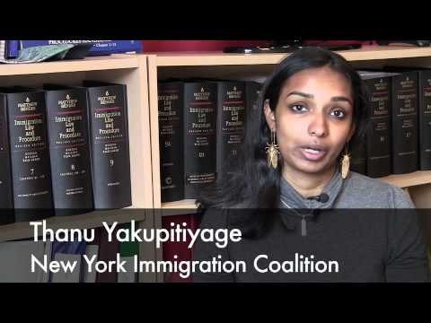 Immigrants spur economic growth in New York City, but still face discrimination.