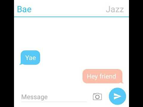Tae for tae and jazz got kicked out of the house by jazz