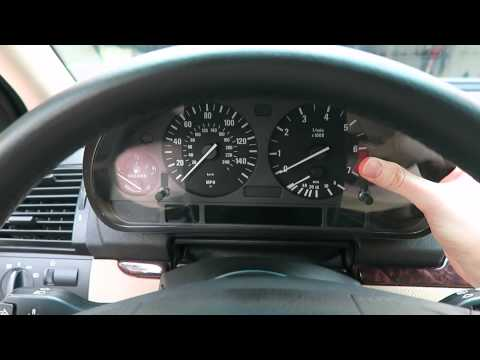 X5 Cluster Removal and Bulb Replacement E53 BMW
