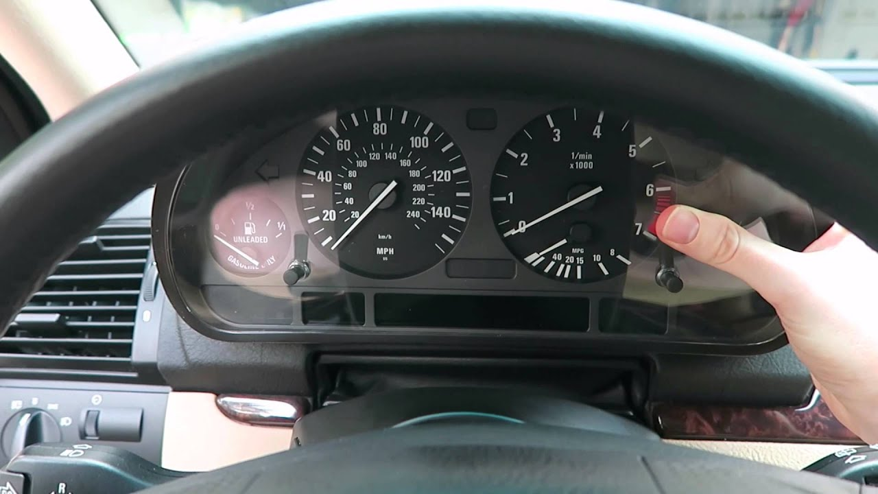 X5 Cluster Removal And Bulb Replacement E53 Bmw Youtube