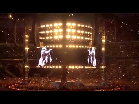 Adele @ Wembley Stadium - Set Fire to the Rain