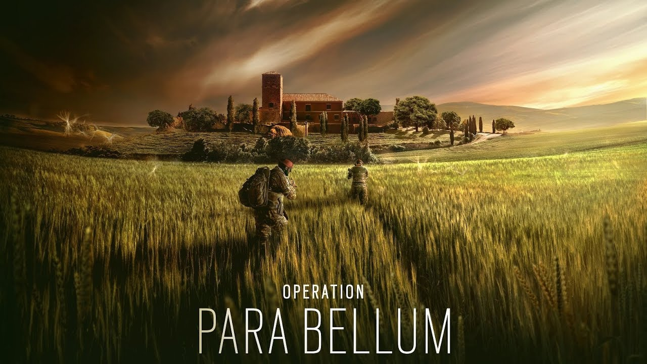 My Reshade Rainbow 6 Siege para bellum beautifull 100% NOT BANNED :-)