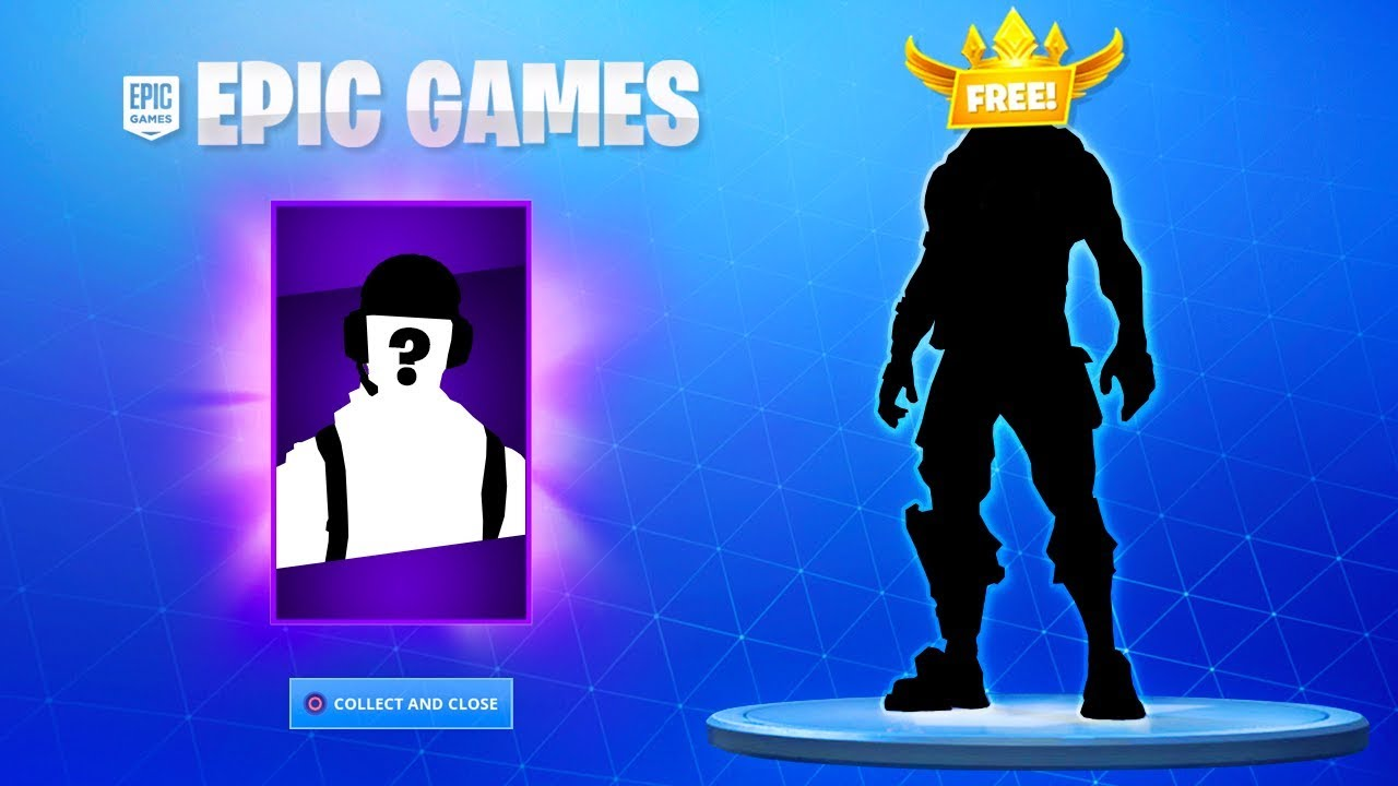 *RARE* FREE SKIN IN FORTNITE! (Do you have it?)
