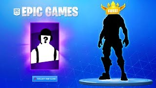 *RARE* FREE SKIN IN FORTNITE! (Did You Get It?)
